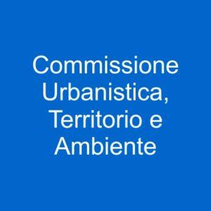 pulsante commissione urbanistica