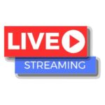 pulsante live streaming